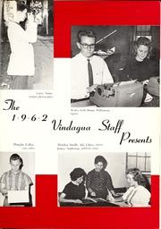 Page 9, 1962 Edition, Lee College - Vindauga Yearbook (Cleveland, TN) online yearbook collection