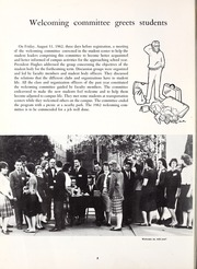 Page 12, 1963 Edition, Lee College - Vindauga Yearbook (Cleveland, TN) online yearbook collection