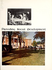 Page 7, 1965 Edition, Lee College - Vindauga Yearbook (Cleveland, TN) online yearbook collection