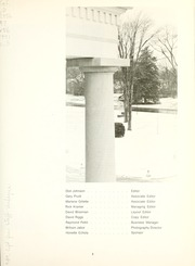 Page 7, 1971 Edition, Lee College - Vindauga Yearbook (Cleveland, TN) online yearbook collection