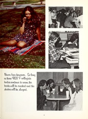 Page 13, 1974 Edition, Lee College - Vindauga Yearbook (Cleveland, TN) online yearbook collection