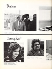 Page 92, 1976 Edition, Lee College - Vindauga Yearbook (Cleveland, TN) online yearbook collection