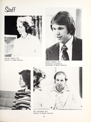 Page 97, 1976 Edition, Lee College - Vindauga Yearbook (Cleveland, TN) online yearbook collection