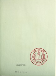Page 3, 1977 Edition, Lee College - Vindauga Yearbook (Cleveland, TN) online yearbook collection