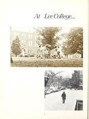 Page 8, 1977 Edition, Lee College - Vindauga Yearbook (Cleveland, TN) online yearbook collection