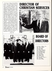 Page 14, 1984 Edition, Lee College - Vindauga Yearbook (Cleveland, TN) online yearbook collection