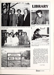 Page 15, 1984 Edition, Lee College - Vindauga Yearbook (Cleveland, TN) online yearbook collection
