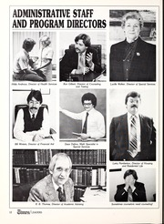 Page 16, 1984 Edition, Lee College - Vindauga Yearbook (Cleveland, TN) online yearbook collection
