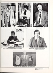 Page 17, 1984 Edition, Lee College - Vindauga Yearbook (Cleveland, TN) online yearbook collection