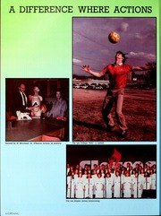 Page 10, 1986 Edition, Lee College - Vindauga Yearbook (Cleveland, TN) online yearbook collection