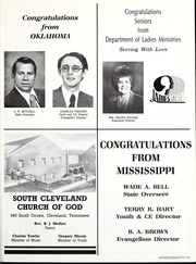 Page 195, 1986 Edition, Lee College - Vindauga Yearbook (Cleveland, TN) online yearbook collection