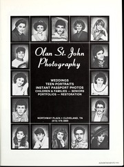 Page 197, 1986 Edition, Lee College - Vindauga Yearbook (Cleveland, TN) online yearbook collection