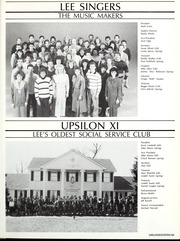 Page 87, 1987 Edition, Lee College - Vindauga Yearbook (Cleveland, TN) online yearbook collection