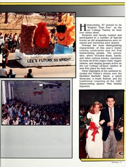 Page 15, 1988 Edition, Lee College - Vindauga Yearbook (Cleveland, TN) online yearbook collection