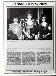 Page 152, 1988 Edition, Lee College - Vindauga Yearbook (Cleveland, TN) online yearbook collection