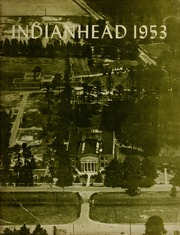 Page 1, 1953 Edition, Pembroke State University - Indianhead Yearbook (Pembroke, NC) online yearbook collection