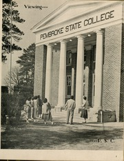 Page 11, 1953 Edition, Pembroke State University - Indianhead Yearbook (Pembroke, NC) online yearbook collection