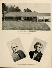 Page 13, 1953 Edition, Pembroke State University - Indianhead Yearbook (Pembroke, NC) online yearbook collection