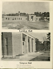 Page 16, 1953 Edition, Pembroke State University - Indianhead Yearbook (Pembroke, NC) online yearbook collection