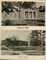 Page 17, 1953 Edition, Pembroke State University - Indianhead Yearbook (Pembroke, NC) online yearbook collection