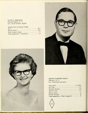 Page 56, 1962 Edition, Pembroke State University - Indianhead Yearbook (Pembroke, NC) online yearbook collection