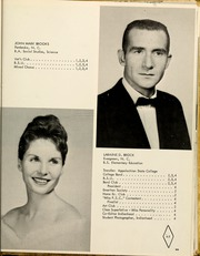 Page 59, 1962 Edition, Pembroke State University - Indianhead Yearbook (Pembroke, NC) online yearbook collection