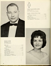Page 62, 1962 Edition, Pembroke State University - Indianhead Yearbook (Pembroke, NC) online yearbook collection