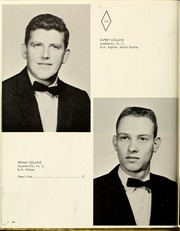 Page 66, 1962 Edition, Pembroke State University - Indianhead Yearbook (Pembroke, NC) online yearbook collection