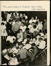 Page 17, 1965 Edition, Pembroke State University - Indianhead Yearbook (Pembroke, NC) online yearbook collection