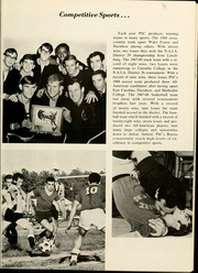 Page 15, 1969 Edition, Pembroke State University - Indianhead Yearbook (Pembroke, NC) online yearbook collection