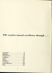 Page 6, 1969 Edition, Pembroke State University - Indianhead Yearbook (Pembroke, NC) online yearbook collection