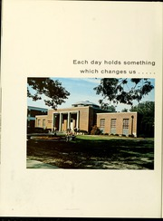 Page 10, 1971 Edition, Pembroke State University - Indianhead Yearbook (Pembroke, NC) online yearbook collection