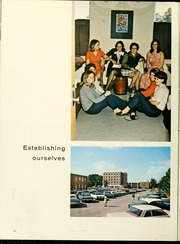 Page 14, 1971 Edition, Pembroke State University - Indianhead Yearbook (Pembroke, NC) online yearbook collection