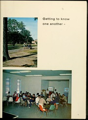 Page 15, 1971 Edition, Pembroke State University - Indianhead Yearbook (Pembroke, NC) online yearbook collection