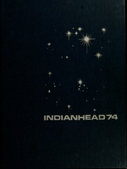 1974 Edition, Pembroke State University - Indianhead Yearbook (Pembroke, NC)