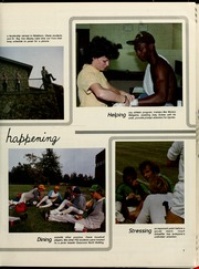 Page 11, 1985 Edition, Pembroke State University - Indianhead Yearbook (Pembroke, NC) online yearbook collection