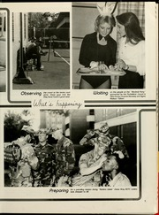 Page 9, 1985 Edition, Pembroke State University - Indianhead Yearbook (Pembroke, NC) online yearbook collection