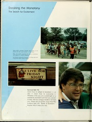 Page 10, 1986 Edition, Pembroke State University - Indianhead Yearbook (Pembroke, NC) online yearbook collection