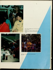 Page 15, 1986 Edition, Pembroke State University - Indianhead Yearbook (Pembroke, NC) online yearbook collection