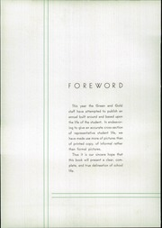 Page 8, 1938 Edition, Sonora Union High School - Green and Gold Yearbook (Sonora, CA) online yearbook collection