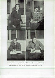 Page 9, 1938 Edition, Sonora Union High School - Green and Gold Yearbook (Sonora, CA) online yearbook collection