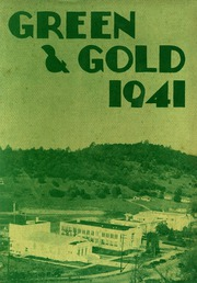 Page 1, 1941 Edition, Sonora Union High School - Green and Gold Yearbook (Sonora, CA) online yearbook collection