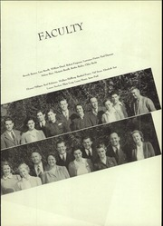 Page 11, 1941 Edition, Sonora Union High School - Green and Gold Yearbook (Sonora, CA) online yearbook collection