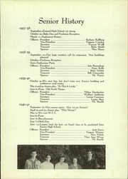 Page 17, 1941 Edition, Sonora Union High School - Green and Gold Yearbook (Sonora, CA) online yearbook collection