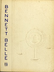 Page 1, 1969 Edition, Bennett College - Belle Yearbook (Greensboro, NC) online yearbook collection