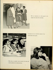 Page 11, 1969 Edition, Bennett College - Belle Yearbook (Greensboro, NC) online yearbook collection