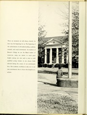 Page 6, 1969 Edition, Bennett College - Belle Yearbook (Greensboro, NC) online yearbook collection