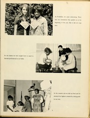 Page 7, 1969 Edition, Bennett College - Belle Yearbook (Greensboro, NC) online yearbook collection