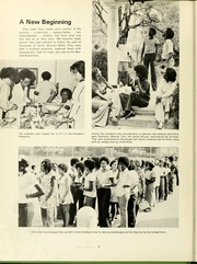 Page 10, 1974 Edition, Bennett College - Belle Yearbook (Greensboro, NC) online yearbook collection