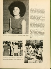 Page 11, 1974 Edition, Bennett College - Belle Yearbook (Greensboro, NC) online yearbook collection